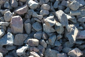 "Ballast Rock 2-4"""