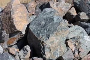 Large Ballast Rock