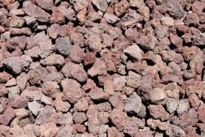 Burgundy Lava Rock