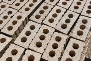 Brick (Tan Holes)