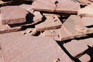Flagstone (Colorado Red)