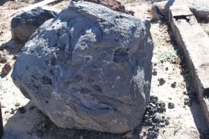 Lava Boulder - Black