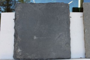 Natural Stone Pavers - Antique Black 24x24