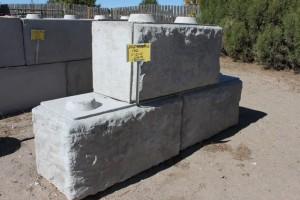 Wall Block - Large Fancy Face