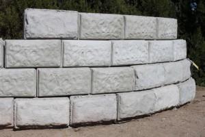 Wall Block - Small Fancy Face